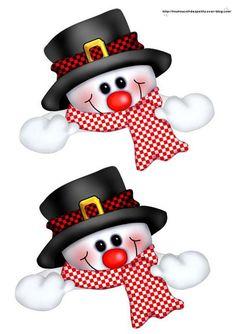 .. Bonhomme de neige ( assiette en carton ) Christmas Labels, Christmas Crafts, Christmas Ornaments, Diy And Crafts, Crafts For Kids, Arts And Crafts, Reno, Christmas Activities, Advent