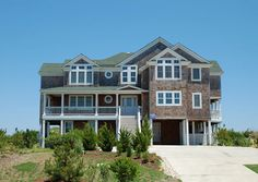 Twiddy Outer Banks Vacation Home - The Grande Finnale - Corolla - Oceanfront - 8 Bedrooms