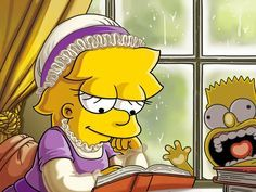 THE 25 BOOKS EVERY WOMAN SHOULD READ. Yeah, it's Lisa Simpson, but this is a really great list!