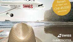 Gewinne mit der UBS und ein wenig Glück jede Woche eine traumhafte Reise für zwei Personen im Wert von CHF 5'000.-. https://www.alle-schweizer-wettbewerbe.ch/jede-woche-eine-traumreise-gewinnen/
