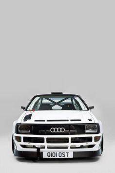 Hamish White's 700bhp #Audi #Quattro #AudiHuntValley