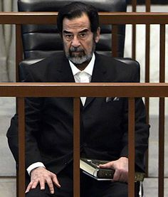 Capture and Execution of Saddam Hussein