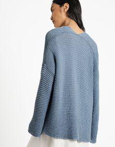 Summer Night Cardigan Knitting Kit | @woolandthegang
