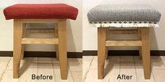 昔購入した赤いファブリックのスツールが、今のインテリアでは浮いているのが気になり、カバーを手作りすることにしました。 イメージは、リビングのクッションやラグに合わせたBOHO風スツールカバー。 インテリアの好みに合わなくなったスツールが、カバーを変えたら生まれ変わりました! 椅子の布が劣化したり、気分を変えたいなーという時は、カバーの張り替えDIY!是非、試してみてくださいね! #DIY #インテリア #スツール #スツールリメイク #スツールカバー #家具リメイク #ハンドメイド #BOHOインテリア