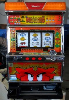 Machine: PIKAGORO. Includes 268 page EVERYTHING PACHISLO Manual PDF download. Bet: 1, 2 OR 3 QUARTER OR TOKEN BET. ORIGINAL reset key. BACKLIT stop buttons. EXCELLENT multi-colored backlit reels that CONSTANTLY change colors behind each image. | eBay!