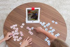 Clever new iPad games force your kids to stop playing with the iPad so much