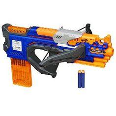 Amazon.com: Nerf N-Strike Elite CrossBolt Blaster: Toys & Games