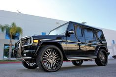 What should have caught your eye there is the cars presented by Giovanna Wheels, a well-known luxury wheels manufacturer. Mercedes 4x4, Mercedes Benz G Class, Car Parts And Accessories, Tuner Cars, Custom Wheels, Future Car, Car Manufacturers, Hot Cars, Cars And Motorcycles
