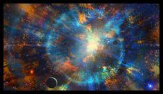 Enjoy) The Supernova - BIG SIZE Drawing Tools, All About Time, Digital Art, Deviantart, Big, Drawings, Artist, Artwork, Pictures