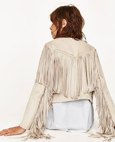Discover the new ZARA collection online. Denim Fashion, Boho Fashion, Fashion Outfits, Womens Fashion, Zara, Pretty Outfits, Cool Outfits, Rodeo Outfits, Western Chic