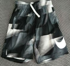 8615a596ac Pre-owned 3 pair of Boy's Nike Shorts youth L and XL. Great pre-owned  condition. Gray/Navy Dri-fit with pockets youth X large. Red front/Black  back Dri-fit ...
