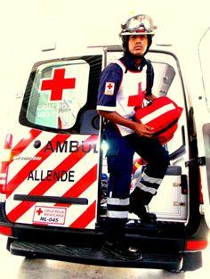 ¡Buena Guardia! ☺  Trauma II EMS al servicio de los Profesionales en  Cruz Roja Mexicana Delegación Allende Nuevo León.  EMS Mexico | Equipando a los Profesionales