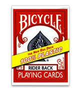 Plastic Durable Playing Cards