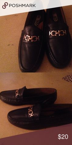 Mens 9-1/2 Griff & Moda Shoes Mens 9-1/2 Griff & Moda Shoes. Soft Leather Griff & Moda Shoes Flats & Loafers