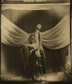 Photographer Pavel Titovich - портрет, ручная печать