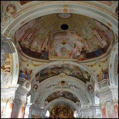 Weizbergkirche | Marktschellenberg - IM INNEREN DER WEIZBERGKIRCHE