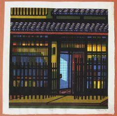 """CLIFTON KARHU - """"ANEYAKOJI - KYOTO"""" (Aneyakoji Street, Kyoto)"""