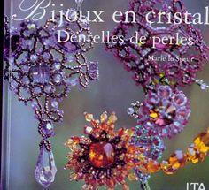 Bijoux en cristal Dentelles de perles - Bijuterias - - Picasa Web Albums
