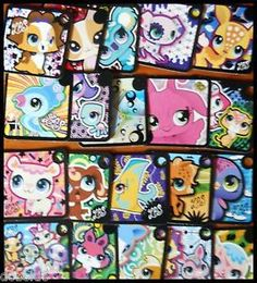 Details about *Littlest Pet Shop* 20 PET TOKENS TO USE WITH YOUR FREE ...