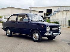 Fiat - 850 Super - 1969