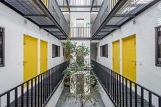 Gallery of Romero 114 / HGR Arquitectos - 2 Affordable Housing, Urban Planning, Stairs, Architecture, Gallery, Diana, Houses, Apartments, Buildings