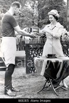 Philip and Queen Elizabeth II