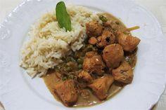 Pollo thai con arroz blanco - Revista OHLALÁ! - Revista Ohlalá!