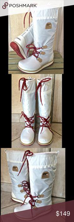 Selling this Sorel Waterproof  Ski All Weather / Snow Boots 6 on Poshmark! My username is: richbororiches. #shopmycloset #poshmark #fashion #shopping #style #forsale #Sorel #Shoes