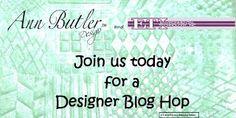 Vishu's Corner: Ann Butler Designs - ETI Blog Hop Diy Craft Projects, Diy Crafts, Butler, Ann, Corner, Earth, Creative, Blog, Design