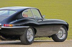 e-type jaguar coupe