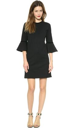 ISSA Sophie Jersey Dress