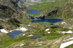 Lagos de Somiedo, Parque Natural de Somiedo, Asturias, Spain