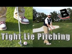 (14) Tight Lie Pitching (same movement, better results) - YouTube