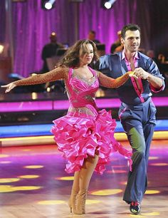 Dancing With The Stars - Season 17 - Leah Remini, Tony Dovolani