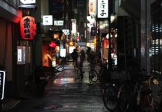 Nighttime Tokyo Photography | http://www.hg2magazine.com/tokyos-nuanced-night-owls-gorgeous-tokyo-photography/