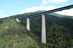 Highest Bungee Jumps: Europabrücke Bridge, Innsbruck, Austria (source: wiki)