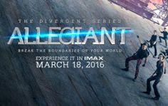 The Divergent Series - Allegiant Official Trailer Bad Reviews, Divergent Series, Allegiant, Official Trailer, Movie Trailers, Movie Posters, Movies, Films, Film Poster