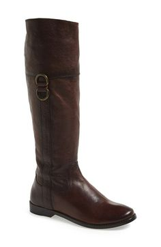 Frye 'Anna' D Ring Boot (Women) available at #Nordstrom