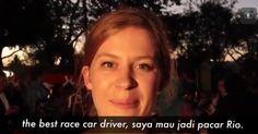 #HeyUnik  CEWE Bule Ini Ngebet Banget Ingin Jadi Pacar Rio Haryanto #Olahraga #Otomotif #Unik #YangUnikEmangAsyik