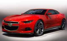 2016 Chevrolet Camaro, now we know that this is hot now but I think that the look will not be all that great. That front has the look of the Chevy Malibu and thats not cool at all. The Camaro should have its own look not that crap.