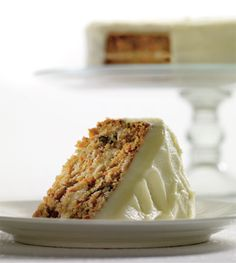 Home Hardware - Classic Carrot Cake, by Anna Olson Baking Recipes, Cookie Recipes, Dessert Recipes, Yummy Drinks, Delicious Desserts, Best Carrot Cake, Carrot Cakes, Pastry Cake, Cupcake Cakes