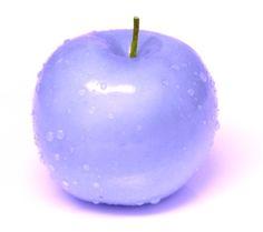 Periwinkle apple? Ok.