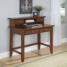 Shop for Chesapeake Student Desk and Hutch by Home Styles. Get free shipping at Overstock.com - Your Online Furniture Outlet Store! Get 5% in rewards with Club O!