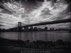 Manhattan bridge by Victor Mejias on 500px