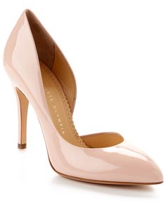 """Spotted this Charlotte Olympia """"The Lady is a Vamp"""" Patent Pump on Rue La La. Shop (quickly!)."""