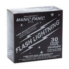 Flash Lightening Bleach Kit 30 Volume >>> You can find out more details at the link of the image. (This is an affiliate link and I receive a commission for the sales)