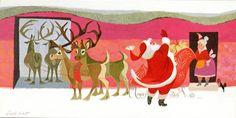 Ralph Hulett - Christmas Card