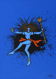lord shiva by abhishek singh - Google Search