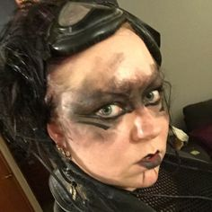 post apocalyptic makeup - Google Search