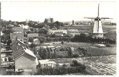 Burgh Haamstede molen na 1960